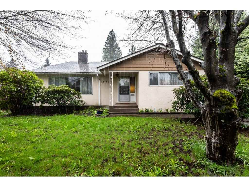 "Main Photo: 12450 96 Avenue in Surrey: Queen Mary Park Surrey House for sale in ""Cedar Hills"" : MLS®# R2361654"