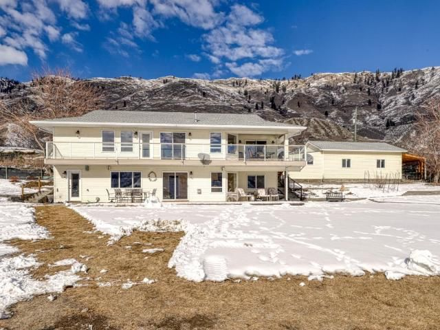 Main Photo: 3221 E SHUSWAP ROAD in : South Thompson Valley House for sale (Kamloops)  : MLS®# 150088