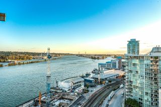 """Photo 31: 1911 668 COLUMBIA Street in New Westminster: Quay Condo for sale in """"Trapp + Holbrook"""" : MLS®# R2622258"""