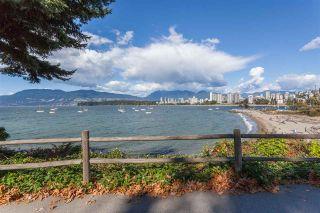 "Photo 32: 301 3220 W 4TH Avenue in Vancouver: Kitsilano Condo for sale in ""POINT GREY ESTATES"" (Vancouver West)  : MLS®# R2515694"