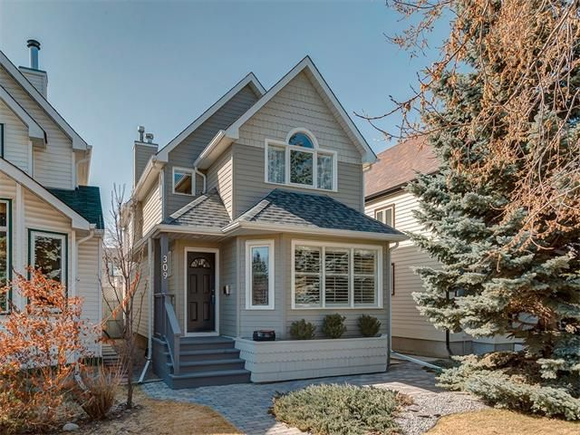 Photo 2: Photos: 309 16 Street NW in Calgary: Hillhurst House for sale : MLS®# C4005350