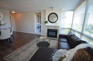 Photo 8: 1406 9633 MANCHESTER DRIVE in Burnaby: Cariboo Condo for sale (Burnaby North)  : MLS®# R2193705