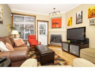 """Photo 6: 109 20449 66TH Avenue in Langley: Willoughby Heights Townhouse for sale in """"NATURE'S LANDING"""" : MLS®# F1325755"""