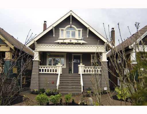 Main Photo: 3154 W 3RD AVENUE in : Kitsilano Townhouse for sale : MLS®# V812186