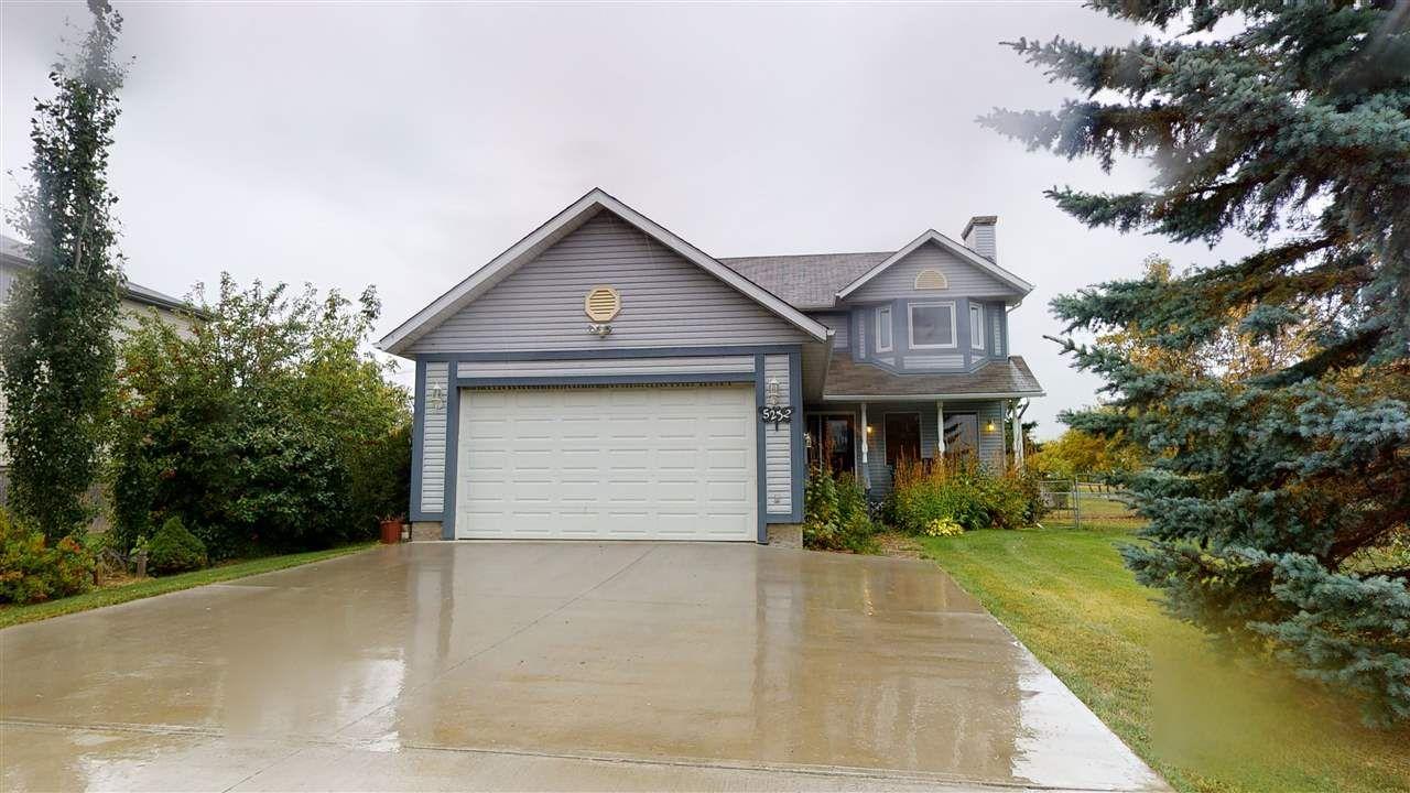 Main Photo: 5232 48 Street: Waskatenau House for sale : MLS®# E4214209
