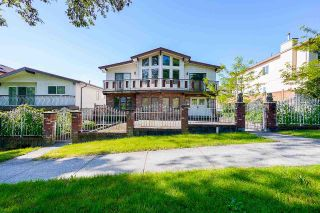 Photo 1: 3442 E 4TH Avenue in Vancouver: Renfrew VE House for sale (Vancouver East)  : MLS®# R2581450