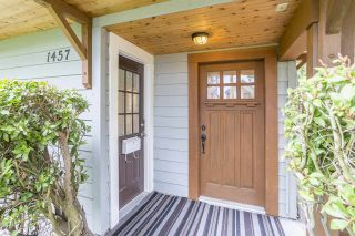 Photo 2: 1457 WILLIAM Avenue in North Vancouver: Boulevard House for sale : MLS®# R2164146