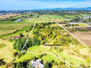"Main Photo: LT E 64 Avenue in Langley: Salmon River Land for sale in ""MILNER"" : MLS®# R2611113"