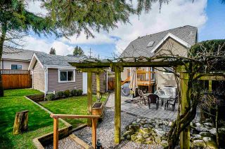 """Photo 33: 412 EIGHTH Avenue in New Westminster: GlenBrooke North House for sale in """"GlenBrook North"""" : MLS®# R2555470"""