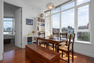 """Photo 5: 413 2055 YUKON Street in Vancouver: False Creek Condo for sale in """"THE MONTREUX"""" (Vancouver West)  : MLS®# R2371441"""