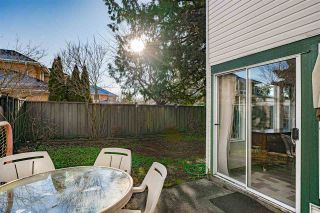 Photo 31: 7 19060 119 AVENUE in Pitt Meadows: Central Meadows Townhouse for sale : MLS®# R2533407