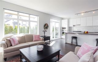 Photo 4: 52 3400 DEVONSHIRE AVENUE in Coquitlam: Burke Mountain Townhouse for sale : MLS®# R2246471