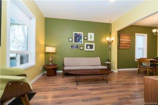 Photo 3: 603 Simcoe Street in Winnipeg: West End Residential for sale (5A)  : MLS®# 1728268