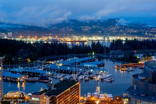 Photo 1:  in Vancouver: Coal Harbour Condo for rent : MLS®# AR141
