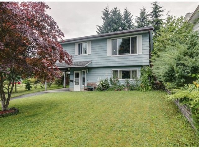 Main Photo: 32395 PTARMIGAN Drive in Mission: Mission BC House for sale : MLS®# F1315198
