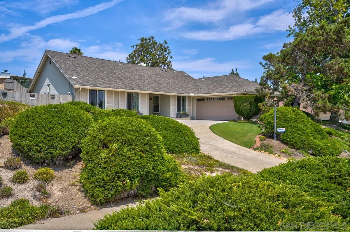 Main Photo: SAN CARLOS House for sale : 4 bedrooms : 6762 Golfcrest Dr in San Diego