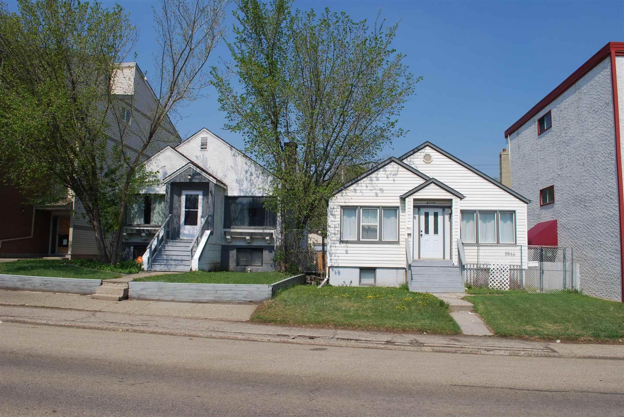 Main Photo: 9846-50 82 Avenue in Edmonton: Zone 15 Land Commercial for sale : MLS®# E4243565
