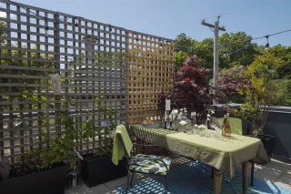 "Photo 32: TH1 3298 TUPPER Street in Vancouver: Cambie Townhouse for sale in ""The Olive"" (Vancouver West)  : MLS®# R2541344"