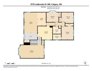 Photo 33: 5735 LADBROOKE DR SW in Calgary: Lakeview House for sale : MLS®# C4273443