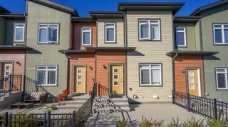 Main Photo: 58 Sage Bluff Manor NW in Calgary: Sage Hill Row/Townhouse for sale : MLS®# A1155091