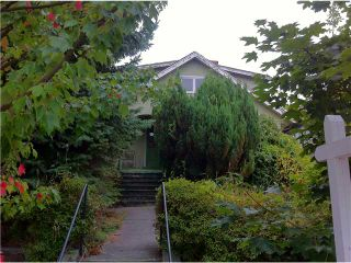 Photo 2: 1995 WHYTE AV in Vancouver: Kitsilano House for sale (Vancouver West)  : MLS®# V910353