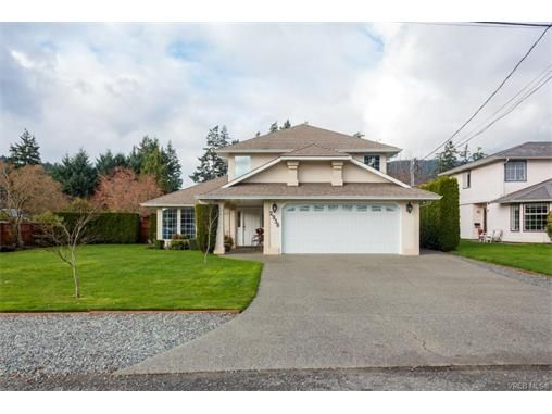 Main Photo: 2938 Robalee Pl in VICTORIA: La Goldstream House for sale (Langford)  : MLS®# 746414