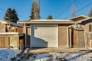 Photo 41: 100 Wedgewood Drive SW in Calgary: Wildwood Detached for sale : MLS®# A1062854