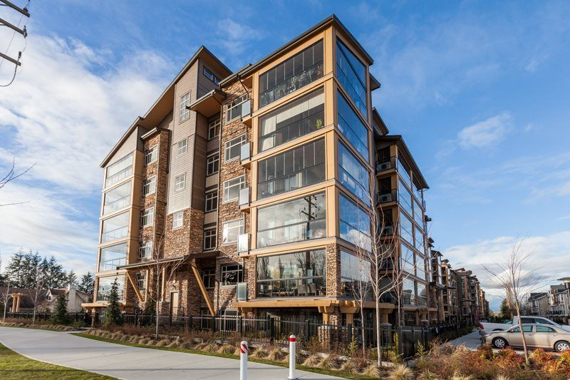 """Main Photo: 108 8067 207TH Street in Langley: Willoughby Heights Condo for sale in """"Yorkson Creek Parkside One"""" : MLS®# R2139327"""