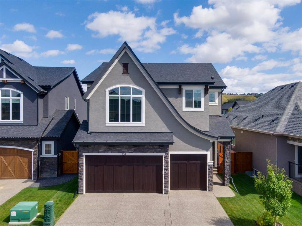 Main Photo: Cranston's Riverstone SOLD - Buyer Represented By Steven Hill, Sotheby's Calgary