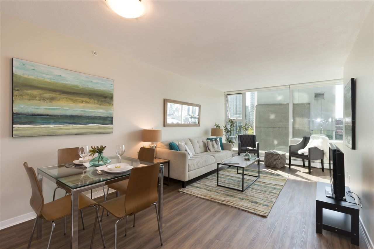 "Main Photo: 908 1008 CAMBIE Street in Vancouver: Yaletown Condo for sale in ""Waterworks"" (Vancouver West)  : MLS®# R2348367"