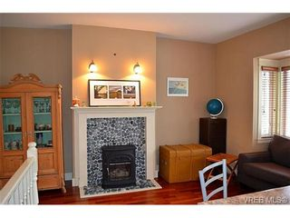 Photo 3: 2 436 Niagara St in VICTORIA: Vi James Bay Row/Townhouse for sale (Victoria)  : MLS®# 724550