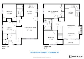 Photo 34: 5813 HARDWICK Street in Burnaby: Central BN 1/2 Duplex for sale (Burnaby North)  : MLS®# R2550139