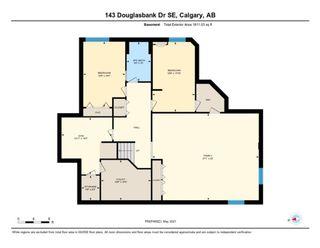 Photo 44: 143 Douglasbank Drive SE in Calgary: Douglasdale/Glen Detached for sale : MLS®# A1137861