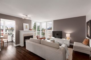 Photo 2: 406 2988 ALDER Street in Vancouver: Fairview VW Condo for sale (Vancouver West)  : MLS®# R2556084