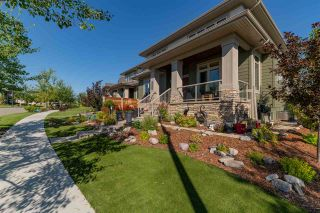Photo 3: 7212 MAY Road in Edmonton: Zone 14 House Half Duplex for sale : MLS®# E4223733