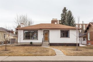Main Photo: 1329 9 Street NW in Calgary: Rosedale Detached for sale : MLS®# A1087949