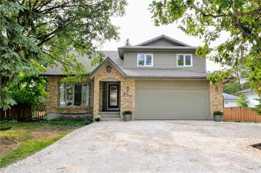 Main Photo: 660 Charleswood Road in Winnipeg: Charleswood Residential for sale (1G)  : MLS®# 202120885