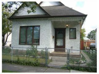 Main Photo: 685 Alfred Avenue in Winnipeg: Residential  : MLS®# 2918659