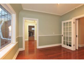 Photo 5: 1337 HAYWOOD AV in West Vancouver: Ambleside House for sale : MLS®# V982971