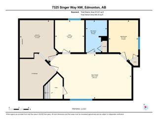 Photo 28: 7325 SINGER Way in Edmonton: Zone 14 House for sale : MLS®# E4253335