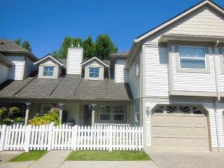 Photo 1: 88 16318 82ND Avenue in Surrey: Fleetwood Tynehead Townhouse for sale : MLS®# F1418894