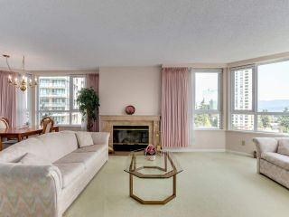 "Photo 8: 901 6152 KATHLEEN Avenue in Burnaby: Metrotown Condo for sale in ""THE EMBASSY"" (Burnaby South)  : MLS®# R2568817"