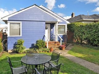 Photo 1: 4998 PRINCE ALBERT Street in Vancouver East: Fraser VE Home for sale ()  : MLS®# V1057034