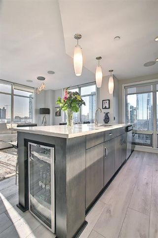 Photo 12: 1802 530 12 Avenue SW in Calgary: Beltline Apartment for sale : MLS®# A1101948