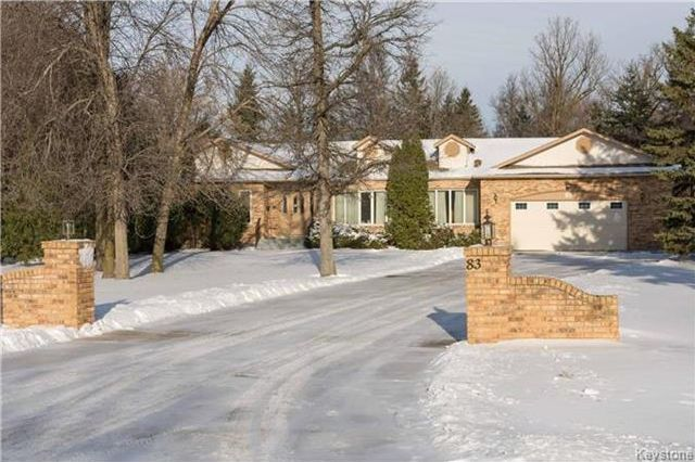 Main Photo: 83 BIRCHWOOD Crescent in East St Paul: North Hill Park Residential for sale (3P)  : MLS®# 1729877