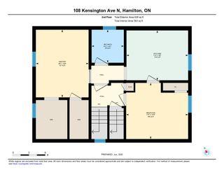 Photo 38: 108 North Kensington Avenue in Hamilton: House for sale : MLS®# H4080012
