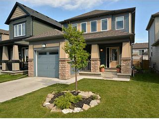 Photo 1: 760 WINDRIDGE Road SW in : Airdrie Residential Detached Single Family for sale : MLS®# C3632767