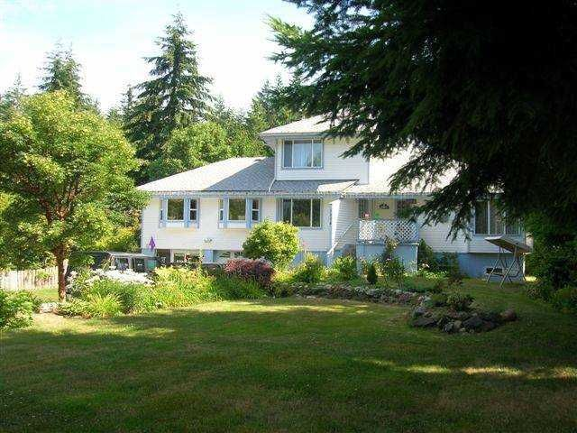 Main Photo: 1304 JUDITH Place in Gibsons: Gibsons & Area House for sale (Sunshine Coast)  : MLS®# V854957
