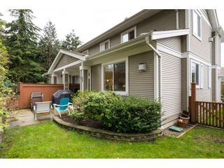"""Photo 20: 35 3500 144 Street in Surrey: Elgin Chantrell Townhouse for sale in """"the Cresents"""" (South Surrey White Rock)  : MLS®# R2154054"""
