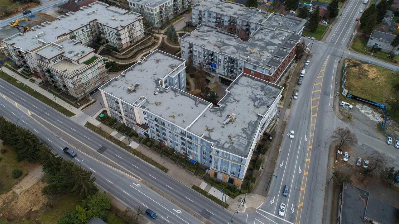 "Main Photo: 305 13728 108 Avenue in Surrey: Whalley Condo for sale in ""QUATTRO 3"" (North Surrey)  : MLS®# R2536947"